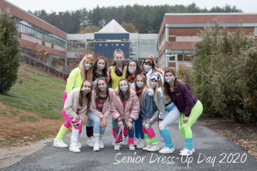 Senior Dress Up Day 2020