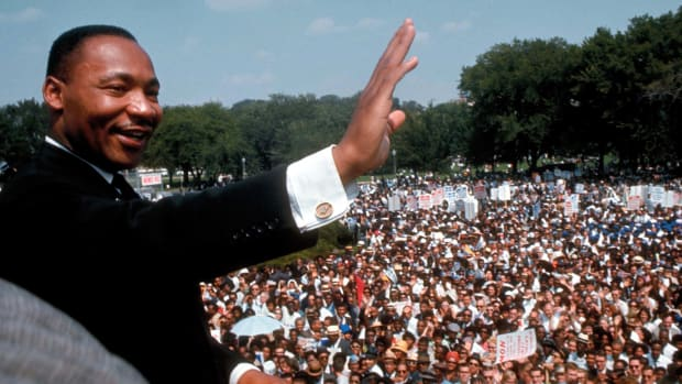 Dr. King's dream is a legacy that needs to be kept alive.