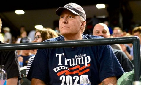 Curt Schilling has drawn criticism for his enthusiastic support of President Trump. (Jennifer Stewart/Getty Images)