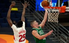 Celtics rookie Payton Pritchard has been a bright spot this season. (AP Photo/Chris O'Meara)