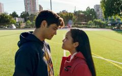 Lana Condor and Noah Centineo star in the