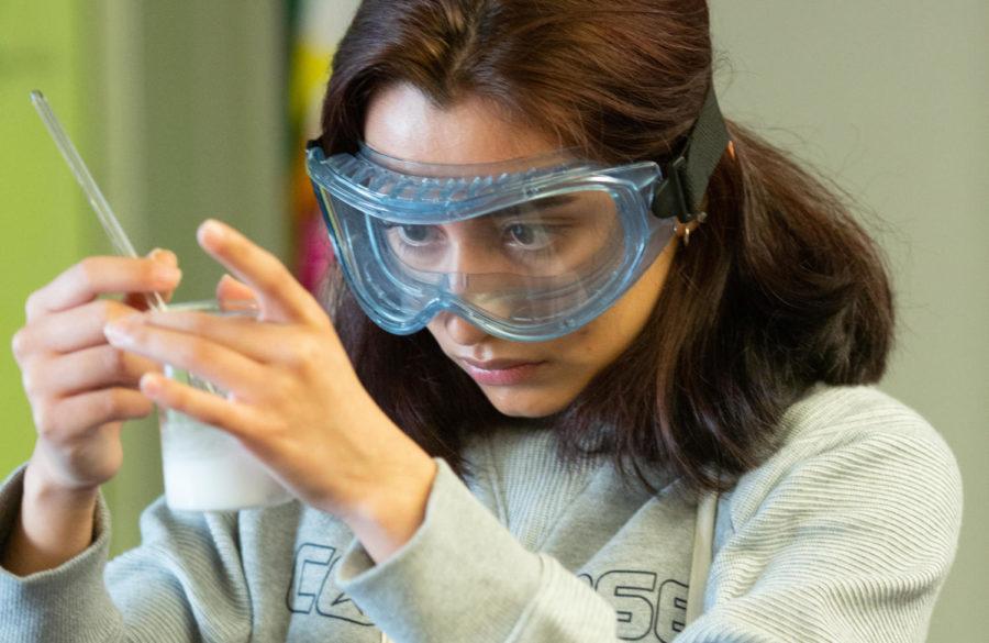 Girl in STEM